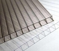 4mm 6mm 8mm 10mm Bronze polycarbonate roofing sheet 1