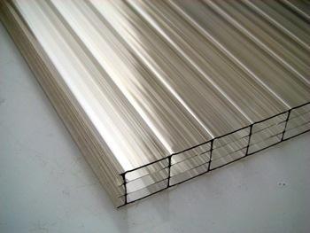 4mm 6mm 8mm 10mm Bronze polycarbonate roofing sheet 2