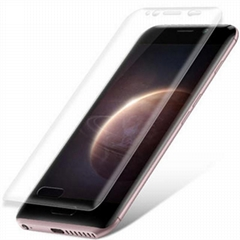 o.1mm light clear HD LCD screen protector film