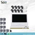 Wdm 8 Chs 2.0MP CCTV Wireles Home