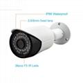 H. 265 4.0MP Ov4689 CCTV Security Digital Webcam IP Camera 3