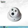 CCTV 2.0MP Indoor Security Infrared Ahd Surveillacne IR Dome Camera
