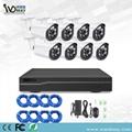 Wdm CCTV 8CH Home Security IP Cameras