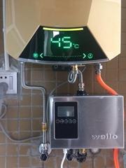 福州热水循环泵家用回水器