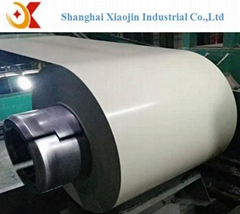 Industrial prepainted steel coil made in China PPGI coil