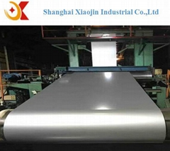 Cold rolled galvanized steel coil with spangle