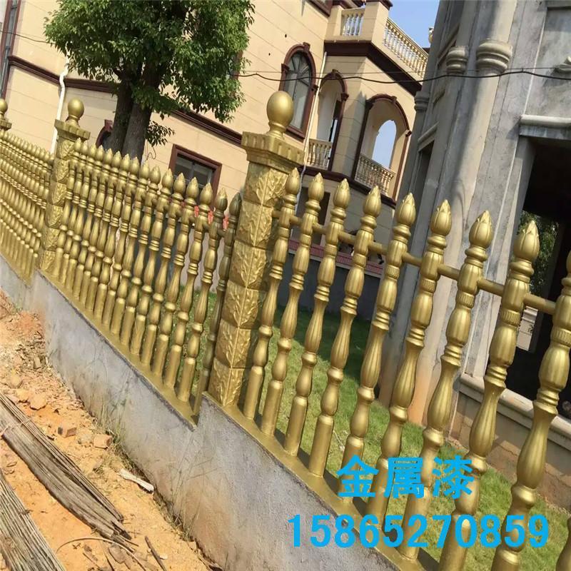 寺廟佛像金箔漆水泥制品閃光漆 4