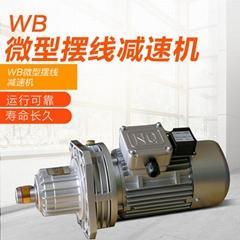 左力WB系列WB100微型摆线针轮减速机