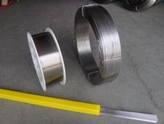 堆焊水泥挤压专用辊堆焊焊丝