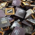 CPU ceramic good processor scraps  1