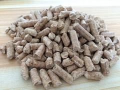 生物質松木顆粒燃料