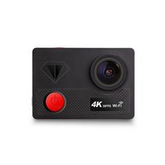 Ausek private diamond slim body 4k action camera for OEM/ODM