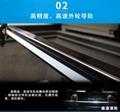 全景攝像定位激光切割機HM SMT1815 運動服蕾絲裁片 3