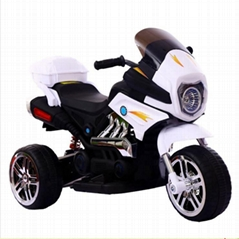 Top Selling children motorbike With Light & Music Baby Ride On Car