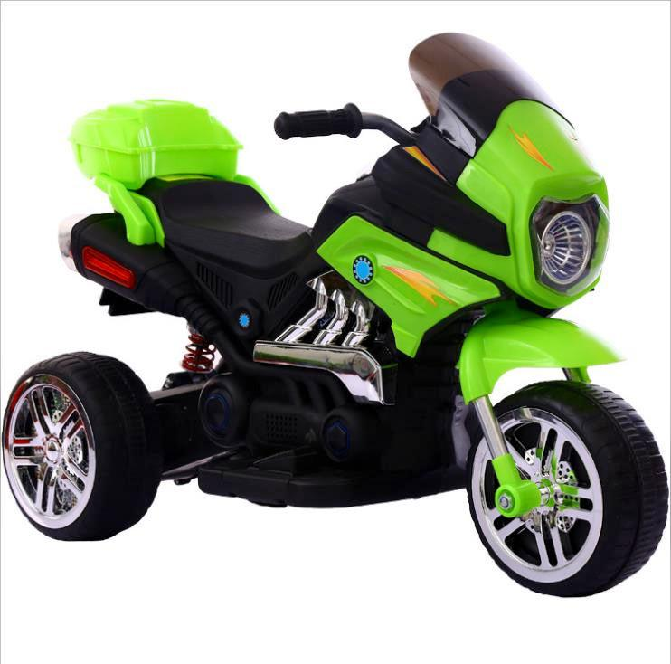 Top Selling children motorbike With Light & Music Baby Ride On Car 2