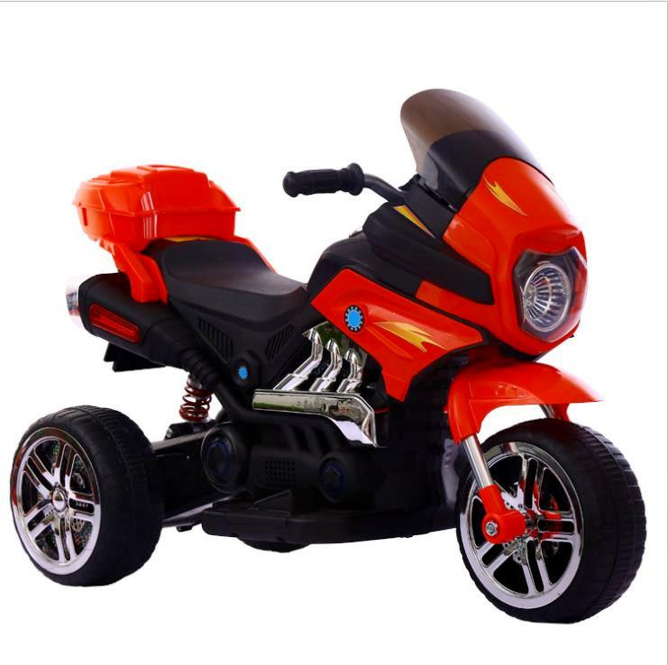 Top Selling children motorbike With Light & Music Baby Ride On Car 3