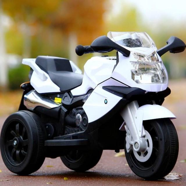 Good Quality children Ride on Toy rechargeable battery 3 wheels motorbike 5