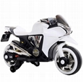 6V Kids Electric Motorcycle Children Ride On Toy Motorbike Battery Power 1