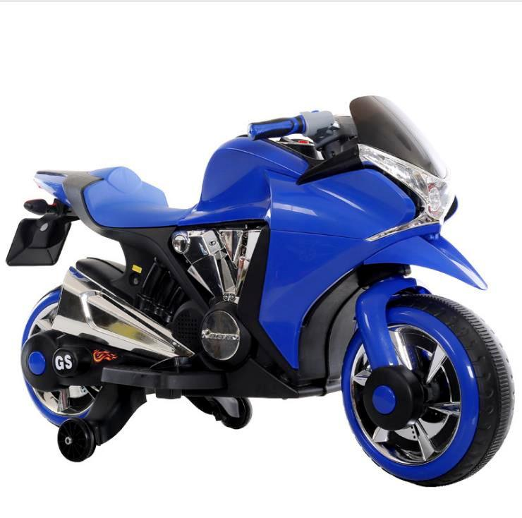 6V Kids Electric Motorcycle Children Ride On Toy Motorbike Battery Power 2