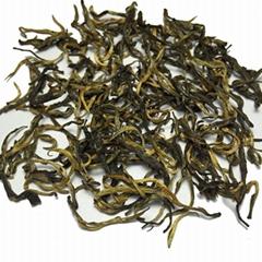 Organic Black Tea ——Golden Yunnan 1st Grade
