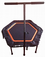Hexagon  Trampoline