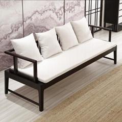 重慶四合院傢具定做明式沙發定製