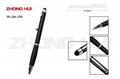 Luxury gift promotion Customize logo ball pen with logo custom printed logo