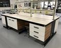 江苏博兰特厂家直销钢木实验桌