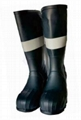 Rescue and relief safety rubber boots 1