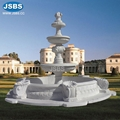 Wholesale Stone Carved Garden Marble Water Fountain