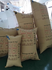 Good quality recycle value dunnage bags container air bag brown kraft paper bag