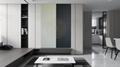 软装简欧大方现代客厅沙发卧室床头刺绣硬包背景墙 5