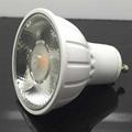 8W high bright 600lm GU10 MR16 GU5.3 E27 LED spotlights