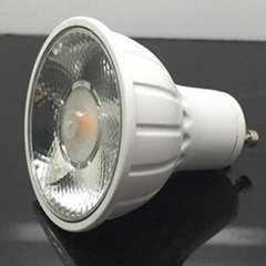 8W high bright 600lm GU10 MR16 GU5.3 E27 LED spotlights