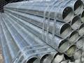 Ga  anized ERW steel pipe