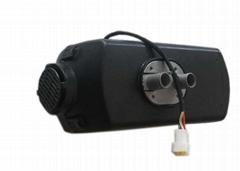 燃油一體取暖器多功能免安裝加熱器暖風機停車暖風器
