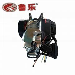 乐陵鲁乐生产道爵唐骏专用款智能增程器发电机