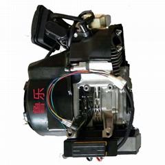 金彭廠家自帶增程器躍迪全智能靜音增程器油箱控制器
