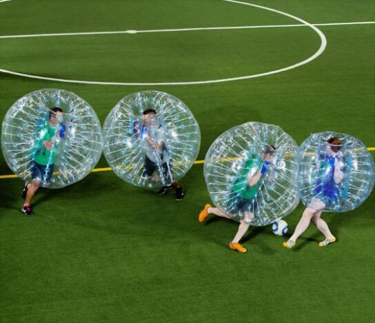 bubble football order – 10 balls package 1