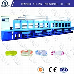 EVA Slipper Molding Foaming Machine