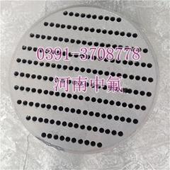 圓塊孔式石墨換熱器操作簡單
