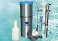 人工雨量器桶