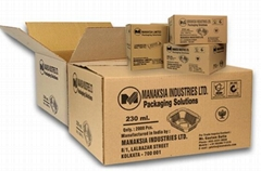 Corrugated Sheets And Boxes