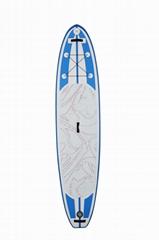 pvc 充气 可折叠的 站立式冲浪板