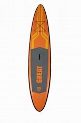 可OEM 的充氣式站立式槳板