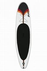防滑EVA PVC材料充气冲浪板