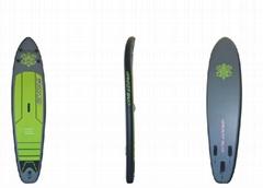 可定制的充气站立式冲浪板