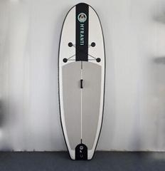 pvc可折叠的站立式冲浪板可定制的瑜伽板