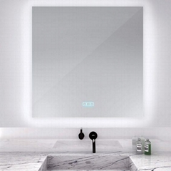 makeup mirror bathroom m
