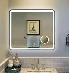CE 认证 酒店卫浴镜 挂墙镜